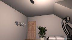 Raumgestaltung Pokoj v2 in der Kategorie Schlafzimmer