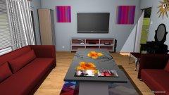 Raumgestaltung Pokuj 1 in der Kategorie Schlafzimmer
