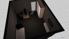Raumgestaltung pokuj filipa in der Kategorie Schlafzimmer