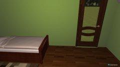 Raumgestaltung pokuj in der Kategorie Schlafzimmer