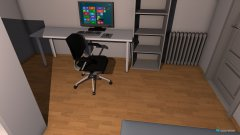 Raumgestaltung Ponte Aachen Version 5.0 in der Kategorie Schlafzimmer