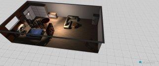 Raumgestaltung poolhaus in der Kategorie Schlafzimmer