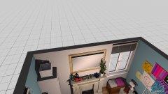Raumgestaltung poppy room in der Kategorie Schlafzimmer