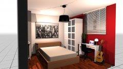 Raumgestaltung Pradillo 10 - Habitacion Ppal in der Kategorie Schlafzimmer