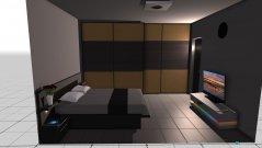 Raumgestaltung primer 2 in der Kategorie Schlafzimmer