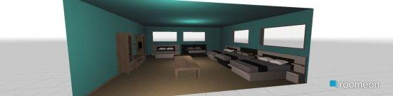 Raumgestaltung Prison Bedroom in der Kategorie Schlafzimmer