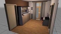 Raumgestaltung progetto cameretta in der Kategorie Schlafzimmer