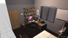Raumgestaltung Project 1 in der Kategorie Schlafzimmer