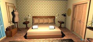 Raumgestaltung project 2 in der Kategorie Schlafzimmer