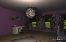 Raumgestaltung project 3 in der Kategorie Schlafzimmer