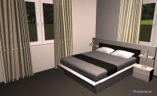 Raumgestaltung Project Room in der Kategorie Schlafzimmer