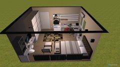 Raumgestaltung PROJECT SOBA M in der Kategorie Schlafzimmer