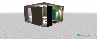 Raumgestaltung project in der Kategorie Schlafzimmer