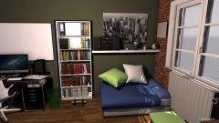 Raumgestaltung projekt 2 in der Kategorie Schlafzimmer