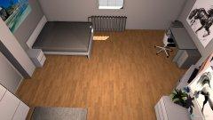 Raumgestaltung Projekt neu in Bearbeitung in der Kategorie Schlafzimmer