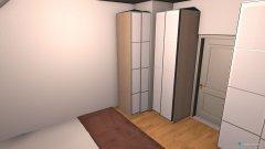 Raumgestaltung Projekt O in der Kategorie Schlafzimmer