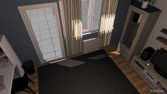 Raumgestaltung Projekt - Schlafzimmer Eddie in der Kategorie Schlafzimmer