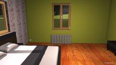 Raumgestaltung Projekt Steinbacher in der Kategorie Schlafzimmer