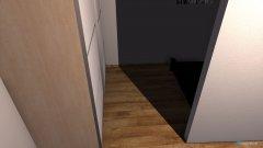 Raumgestaltung Projekt właściwy in der Kategorie Schlafzimmer