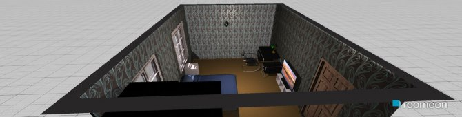 Raumgestaltung Projekt1 in der Kategorie Schlafzimmer