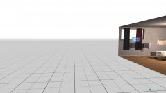 Raumgestaltung projeto 1 in der Kategorie Schlafzimmer