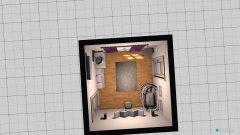 Raumgestaltung QUARTO DA JÚLIA in der Kategorie Schlafzimmer
