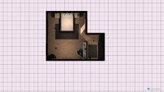 Raumgestaltung quarto do filho in der Kategorie Schlafzimmer