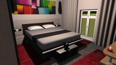 Raumgestaltung Quarto Grande in der Kategorie Schlafzimmer