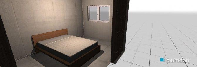 Raumgestaltung Quarto guilherme in der Kategorie Schlafzimmer