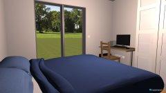 Raumgestaltung Quarto Marina-It in der Kategorie Schlafzimmer