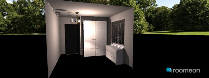 Raumgestaltung quarto Nicolas in der Kategorie Schlafzimmer