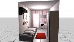Raumgestaltung Quarto - Raquel Huguinin in der Kategorie Schlafzimmer
