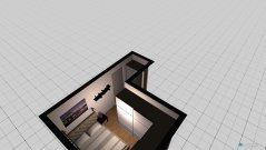 Raumgestaltung quarto tati e ma 2 in der Kategorie Schlafzimmer