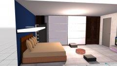 Raumgestaltung RAJAT ROOM in der Kategorie Schlafzimmer
