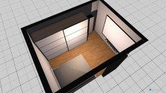 Raumgestaltung Rathausstraße 17 2.0 Schlafzimmer in der Kategorie Schlafzimmer