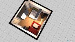 Raumgestaltung raum jonas in der Kategorie Schlafzimmer