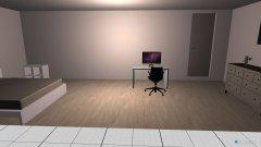 Raumgestaltung Raum Migena in der Kategorie Schlafzimmer