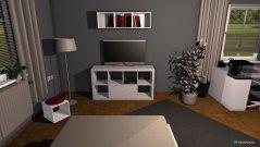 Raumgestaltung Raum mit richtiger Maße in der Kategorie Schlafzimmer