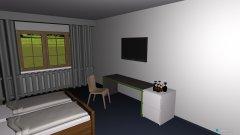 Raumgestaltung Raum101 in der Kategorie Schlafzimmer