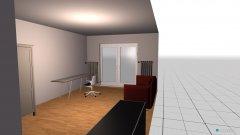 Raumgestaltung raum_1 in der Kategorie Schlafzimmer