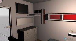 Raumgestaltung Raumplanung in der Kategorie Schlafzimmer