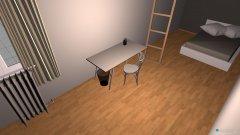 Raumgestaltung Raya 2 in der Kategorie Schlafzimmer