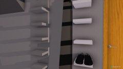 Raumgestaltung Rebecca Dachwohnung I 10 in der Kategorie Schlafzimmer