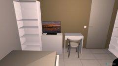 Raumgestaltung Rebecca Zi Mü v2 in der Kategorie Schlafzimmer