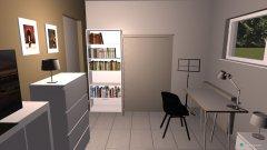 Raumgestaltung RebeccaZiMüv3 in der Kategorie Schlafzimmer