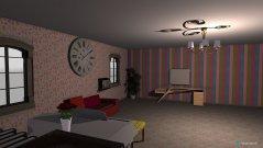 Raumgestaltung Recamara niñas in der Kategorie Schlafzimmer