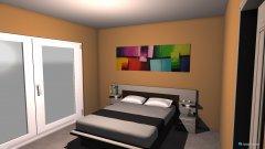 Raumgestaltung Recamara Principal 1 in der Kategorie Schlafzimmer