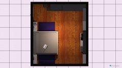 Raumgestaltung Red1 in der Kategorie Schlafzimmer