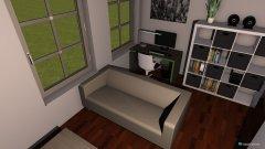 Raumgestaltung Regensburg 22qm in der Kategorie Schlafzimmer