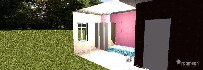 Raumgestaltung Rehazimmer in der Kategorie Schlafzimmer